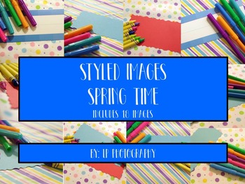 Spring Time Styled Images for  Personal & Commercial Use