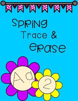 Spring Trace & Erase