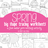 Spring Tracing Activities