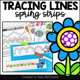Spring Tracing Lines