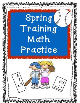 Spring Training Math Practice