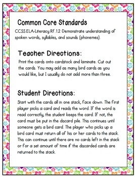 Spring Treats Phonics: R-Blends Pack