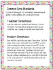 Spring Treats Phonics: Short O Pack