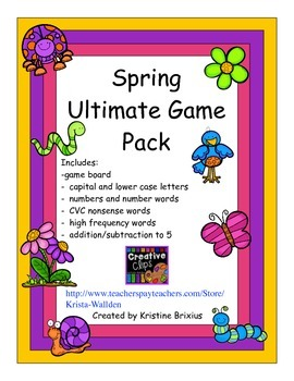 Spring Ultimate Game Pack