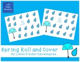 Spring Umbrella/Raindrop Roll and Cover