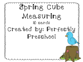 Spring Cube Measuring