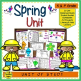 Spring Unit: Activities & Center