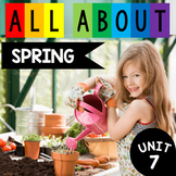 Spring Unit  - Plant Life Cycle - Weather - Lion or Lamb