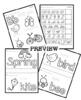 Spring Unit for Pre-K and Kindergarten Centers