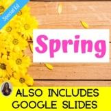 Spring Unit for Special Education