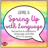 Spring Up with Language (Level 1)