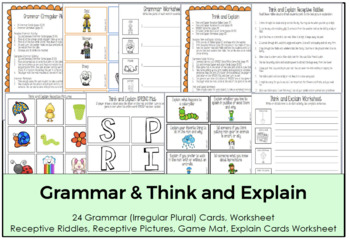 Spring Up with Language (Level 2)