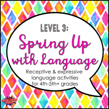 Spring Up with Language (Level 3)
