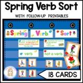 Spring Verb Sort