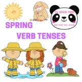 Spring Verb Tenses