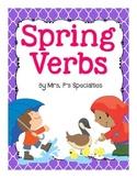 Spring Verbs