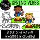 Spring Verbs: Spring Clipart {Creative Clips Clipart}
