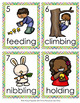 Spring Verbs Write The Room Activity