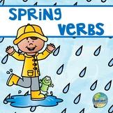 Spring Verbs in Preschool