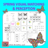 Spring Visual Scanning and Matching Activities