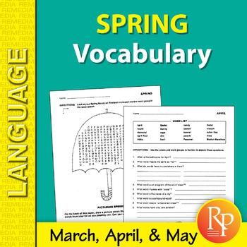 Spring: Vocabulary-Builder