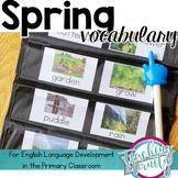 Spring Vocabulary Unit