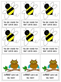 Spring Vowel Digraph Game