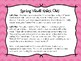 Spring Vowel Knock Out