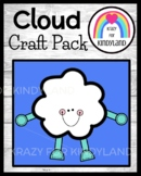 Cloud Craft for Kindergarten (Spring Weather)