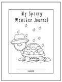 Spring Weather Journal