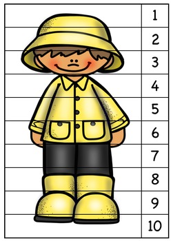 Spring Weather Sequence Puzzles