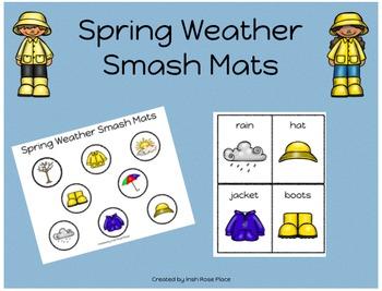 Spring Weather Smash Mats
