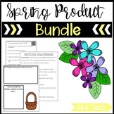 Spring Webquest/Digital Resource Bundle