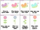 Spring What, Where, When, Why, and How Questions {FREEBIE}