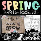 Spring (What we have Learned) Bulletin Board Kit