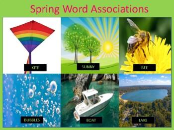 Spring Word Associations