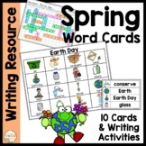 Word Cards Spring