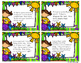 Word Problem Task Cards & Game Board