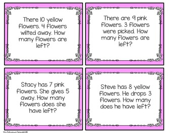 Spring Word Problems
