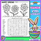Spring Word Searches - Primary {Gr 1-3}