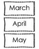 Spring Word Wall Words **FREEBIE**