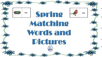 Spring Words