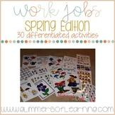 Spring Work Jobs