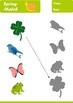 Spring Worksheets Age 3-4 Color