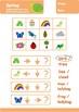 Spring Worksheets Age 5-6