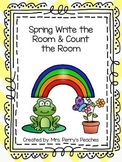 Spring Write and Count the Room