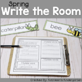 Spring Write the Room