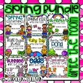 Spring Write the Room Bundle!