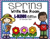 Spring Write the Room - L-Blends Edition