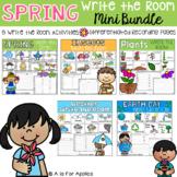 Spring Write the Room Mini Bundle